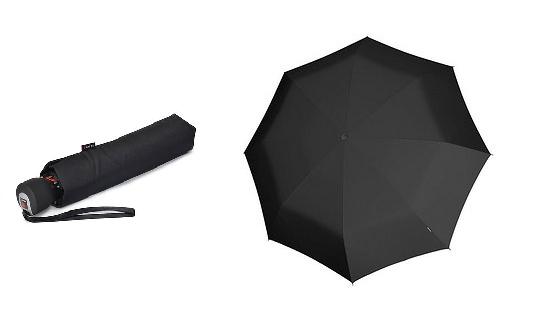 """Knirps Taschenschirm """"Minimatic Light"""" - black"""
